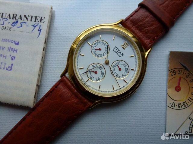 Титановые наручные часы Мужские и женские