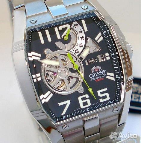 Часы orient kl em5lco