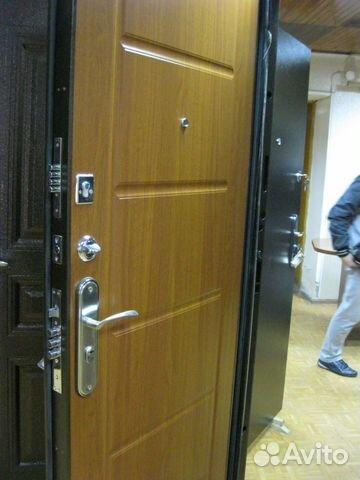 установка входной двери в районе ленинского района