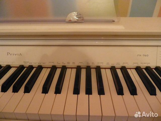 Demo of My Casio Privia PX-300 Keyboard