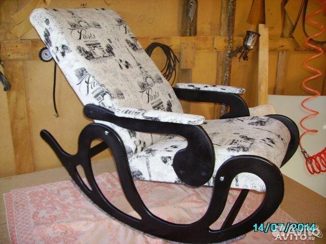 Кресло качалки