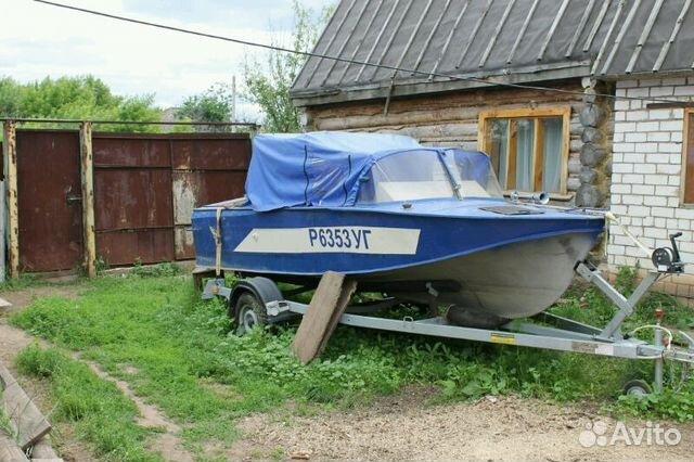 купить лодку казанку ульяновск