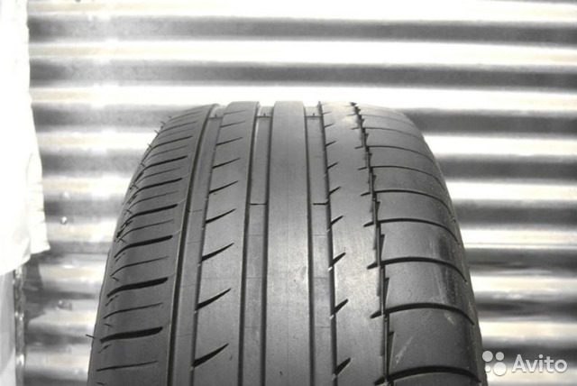 235/55 R19 Michelin Latitude Sport— фотография №1