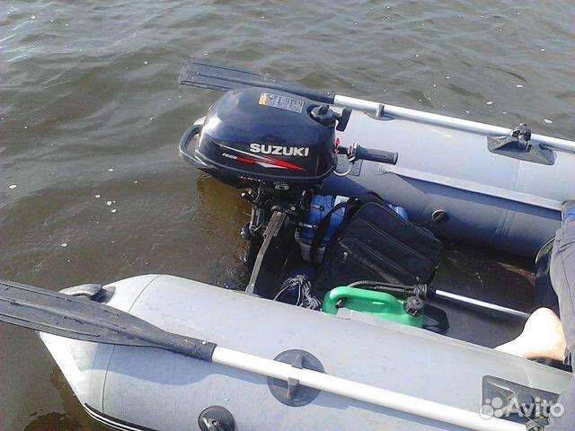 лодочный мотор в нижегородской области продажа