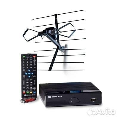 Купить цифровой ресивер для тв и антенна