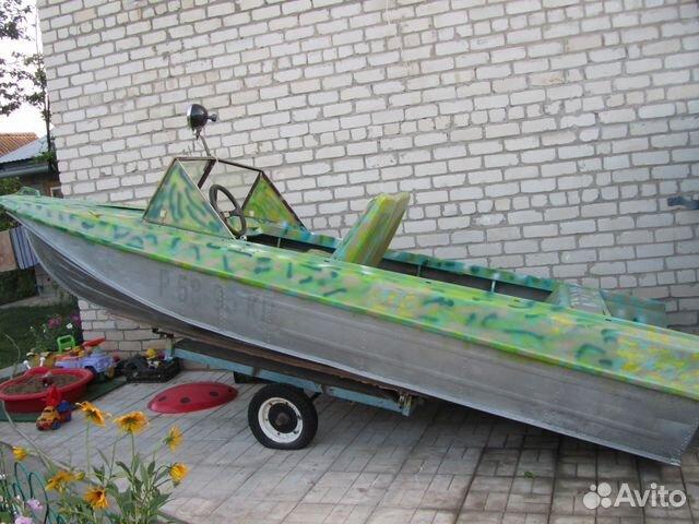 моторные лодки в тольятти продажа