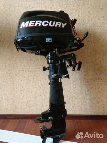меркурий лодочный двигатель на москве недорого