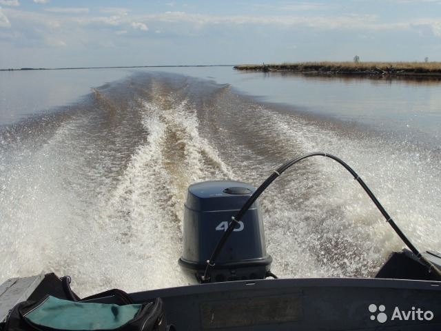 продажа моторных лодок в хмао бу