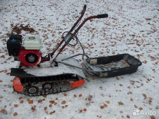 Мини снегоходы на авито