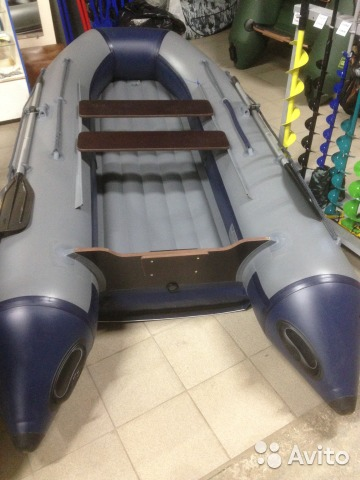 продажа бу лодок на авито киров