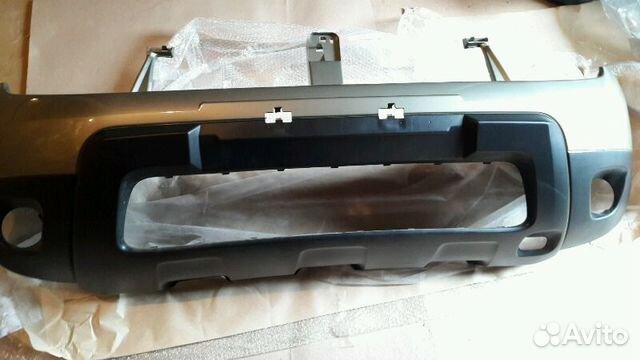 Купить передний бампер на рено дастер в цвет