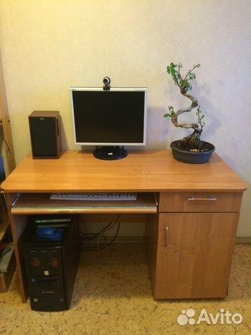 Стол письменный компьютерный festima.ru - мониторинг объявле.