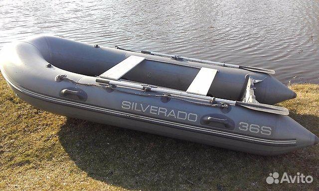 купить лодку пвх сильверадо