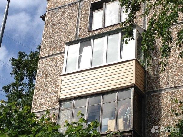 Типовые балконы лоджии.