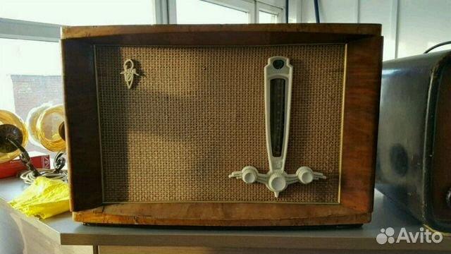 Рига-10 ламповый радиоприемник 89271145360 купить 1