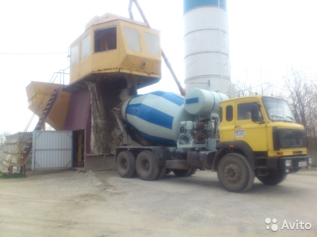Бетон ст тбилисская мешочек бетон