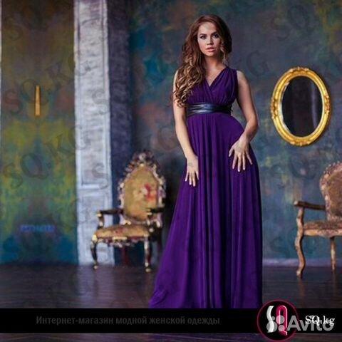 Интернет магазин фиолетовое платье темно серое платье