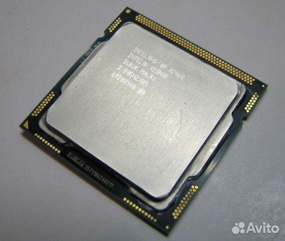 Процессор xeon x3460 сокет 1156