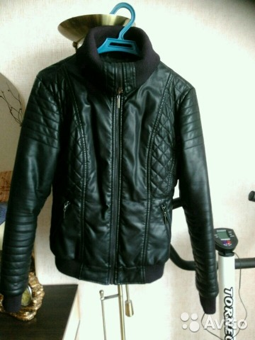 Leather jacket 89514782032 buy 2