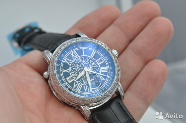 часы patek philippe с лунным календарем что какие духи