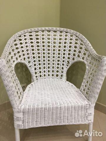 плетеное кресло икеа Festimaru мониторинг объявлений