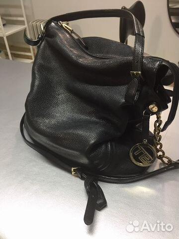 51a659046b22 Кожаная сумка tosca BLU | Festima.Ru - Мониторинг объявлений