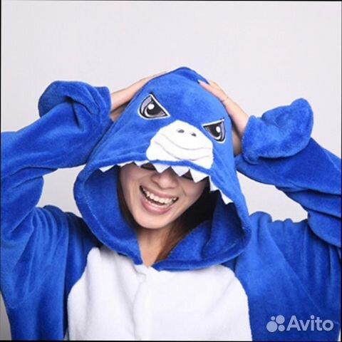 11514192f798cc9 Кигуруми пижама акула розница опт купить в Москве на Avito ...