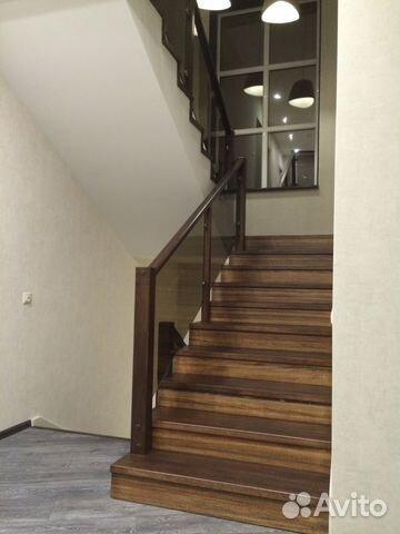 Изготовление и монтаж лестниц. Отделка деревом