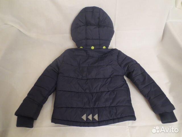 Куртка демисезонная Futurino 89876780958 купить 5