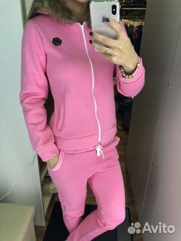 b969c824 Спортивный костюм тёплый philipp plein купить в Санкт-Петербурге на ...