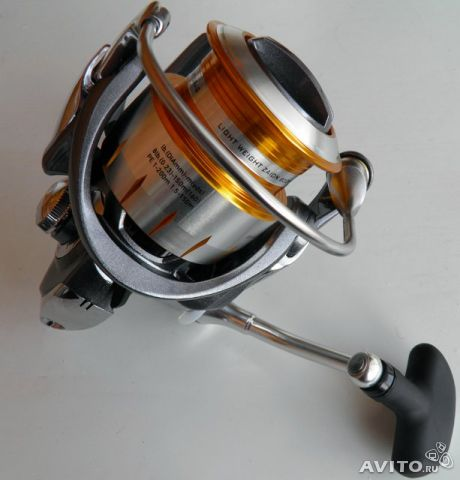 Катушка New Daiwa Freams 2508— фотография №1