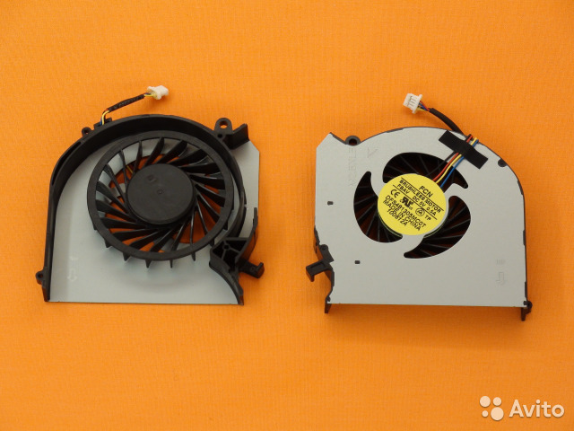 HP Laptop CPU Cooling Fan For 535438-001 535439-001 532613-001 532617-001