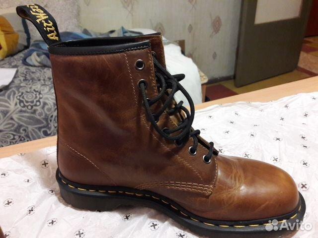 Ботинки Dr. Martens 1460 новые с коробкой  ffd891a4ebd85