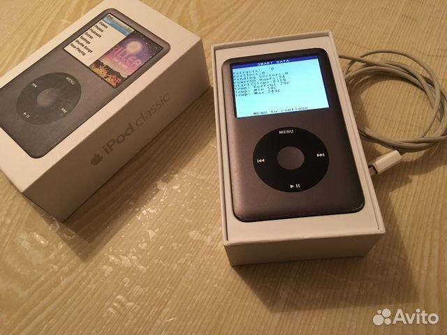 Объявления куплю ipod classic 160 авито в абакане доска объявлений