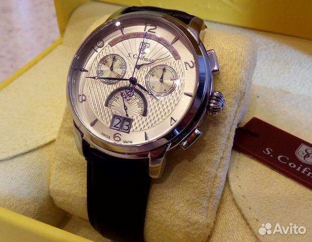 18b2ab99d039 Швейцарские часы Invicta S. Coifman SC 0177 купить в Москве на Avito ...