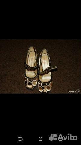 Туфли новые 37 размер  89196123360 купить 1