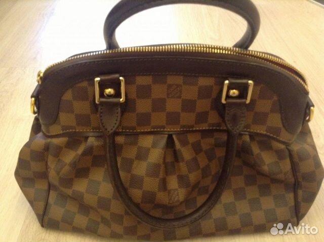 Продам сумку оригинал louis vuitton бу: 5 грн - Сумки