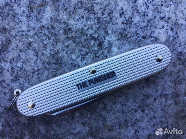 Швейцарский Нож Victorinox THE Punisher