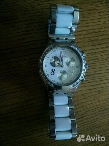 Часы swath Swiss irony