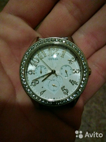 2451b244 Женские часы guess stainless steel | Festima.Ru - Мониторинг объявлений