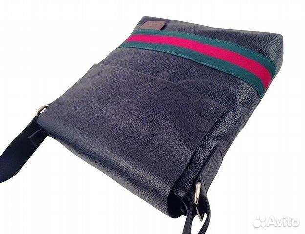 c8a921803378 Мужская сумка планшет через плечо Gucci арт.332062 купить в Москве ...