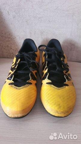 48fa15d5b6de Бутсы (шипы) Adidas 36 размер купить в Москве на Avito — Объявления ...