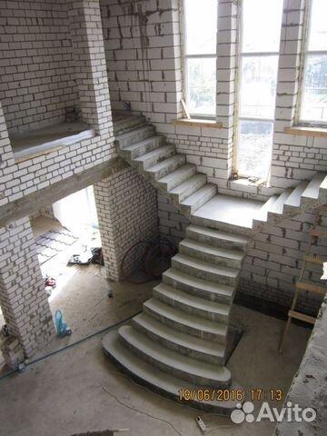 Монолитные лестницы 89524273873 купить 1