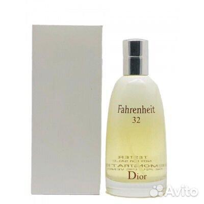 парфюм Christian Dior Fahrenheit 32 100 мл купить в краснодарском