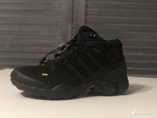 d1faf5e5 Зимние кроссовки Adidas Ax2 Высокие Мех 41 p-p | Festima.Ru ...