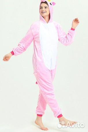 Кигуруми пижама купить в Москве на Avito — Объявления на сайте Авито 171b8b6c3370e