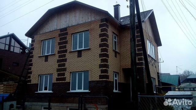 Дом 186 м² на участке 6 сот. 89129530777 купить 1