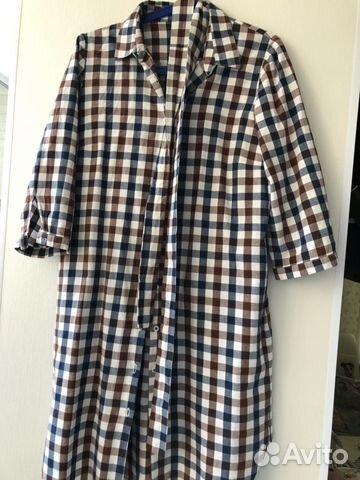 2b92ae33374 Платье-рубашка для беременных и кормящих