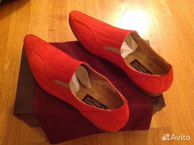 1ae17478e Итальянские туфли ручной работы Gianfranco Ferre купить в Москве на ...