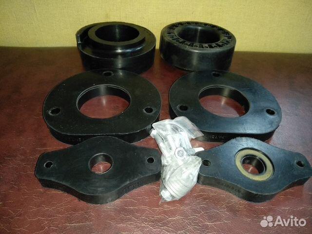 Проставки для увеличения клиренса Ford Mondeo 89185070564 купить 1